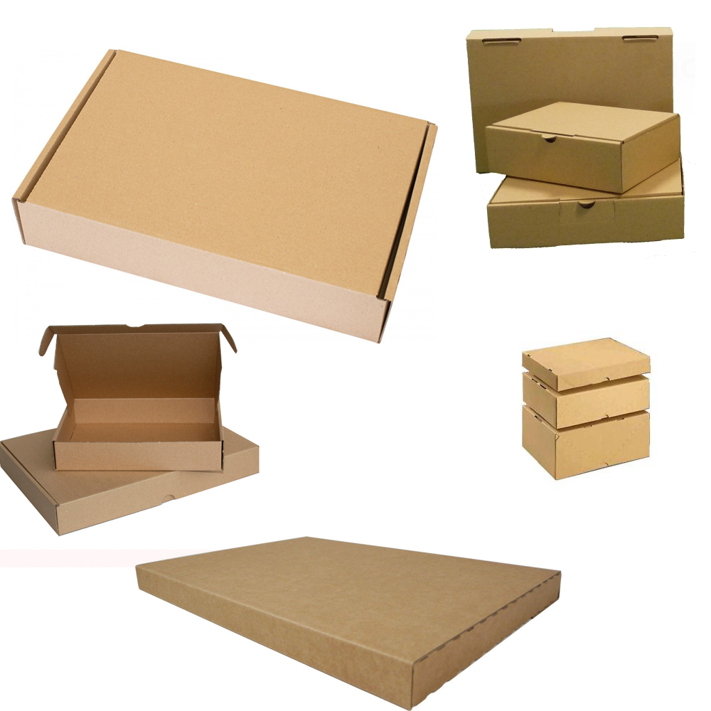 large envelope shipment shipping cartons 230 x 160 x 20 mm box din a4 ebay. Black Bedroom Furniture Sets. Home Design Ideas
