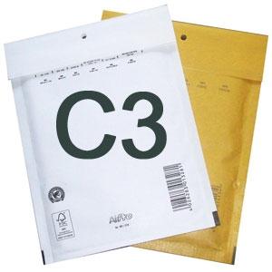 Luftpolstertaschen C3 170x225 mm Weiss