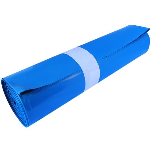 Müllsäcke LDPE 240 Liter 1200x1350 mm Blau