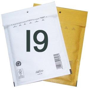 Luftpolstertaschen I9 320x455 mm Weiss