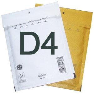 Luftpolstertaschen D4 200x275 mm Weiss